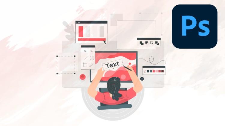 Website Template Design Using Photoshop – Beast Mode