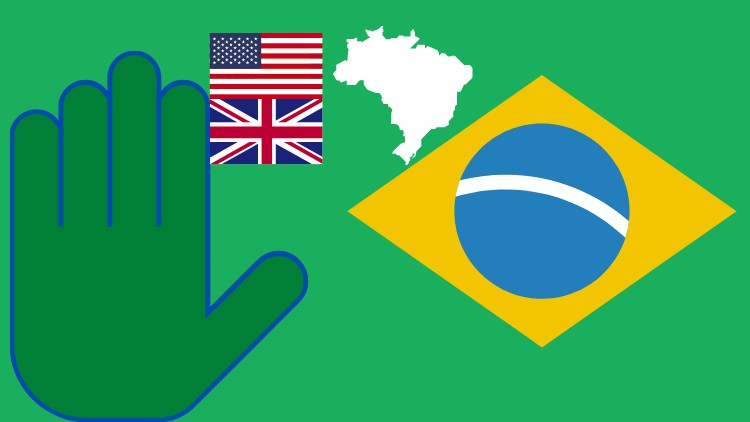 Effortless Brazilian Portuguese – Course 1 in English