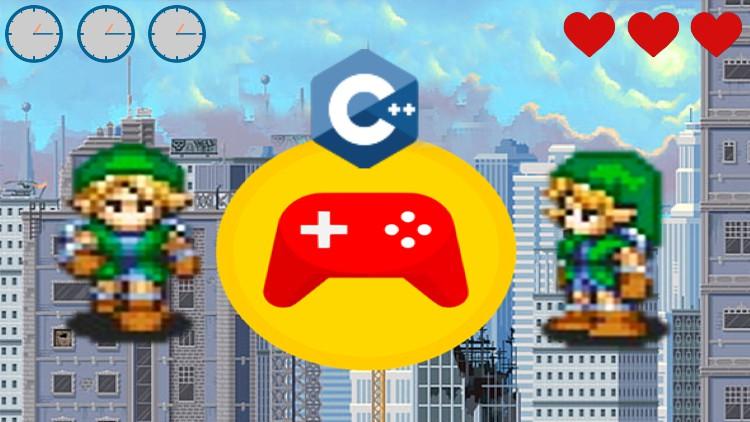 Aprende a programar un videojuego con C++ desde CERO (2021) Coupon