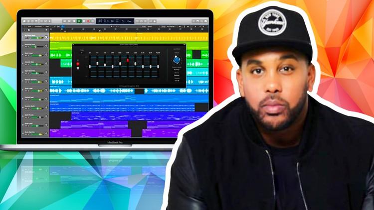 Music production in logic pro x – Hip hop course logic pro x