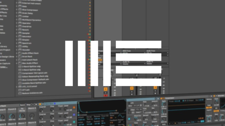Ableton Live 11: Sound Design Session I – Kicks
