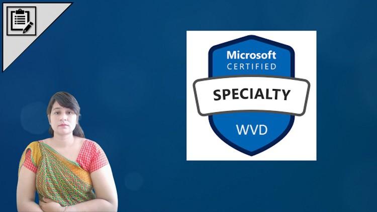 AZ-140 : Azure Virtual Desktop Exam –> Practice Test 2021