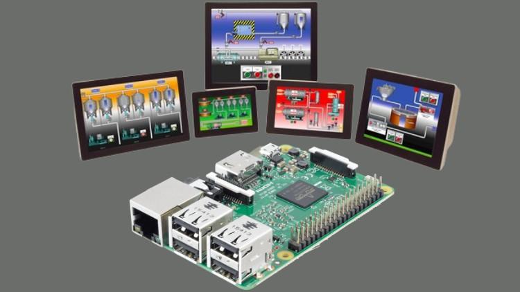 Raspberry Pi based SCADA System