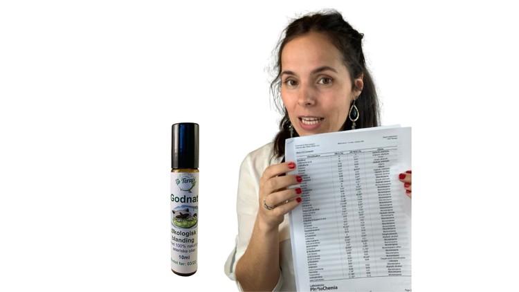 1. Super Aromatherapy (Basics) – by AIA Aromatherapist
