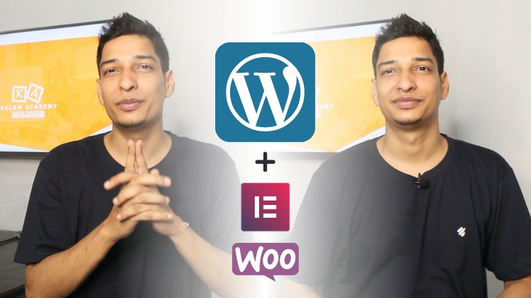 WordPress Course2021 Learn WordPress From Scratch Make Money Coupon