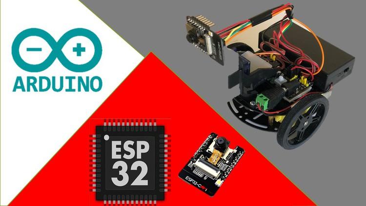 ESP32-CAM for Arduino Makers