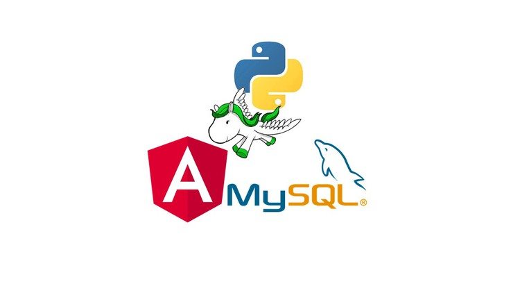 Angular 12, Python Django and MySQL Full-Stack App