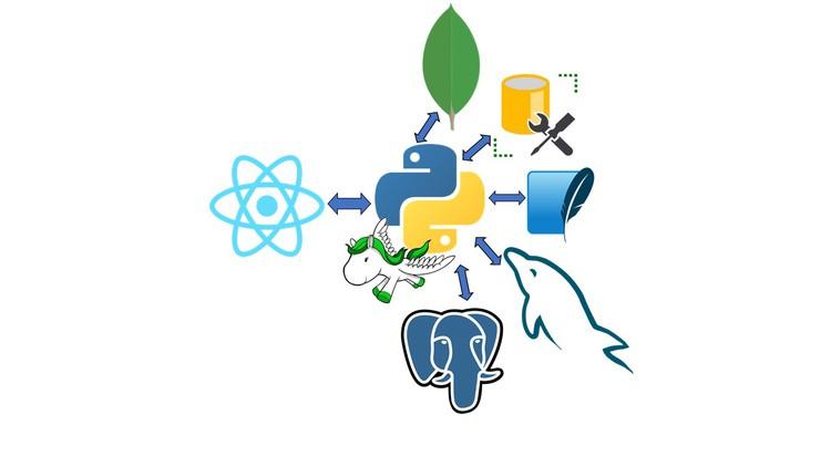 React JS and Python Django Full Stack Master Course