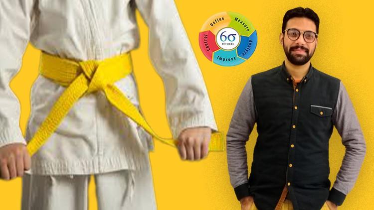 Certified Six Sigma Yellow Belt Training (Accredited)