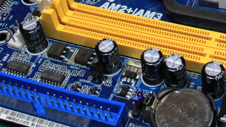 Complete Motherboard Parts & Components Course for beginners
