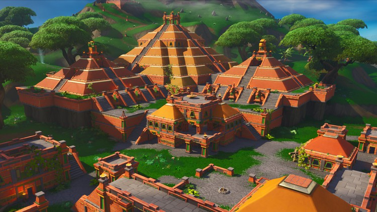Fortnite and the History and Culture of the Aztec Empire