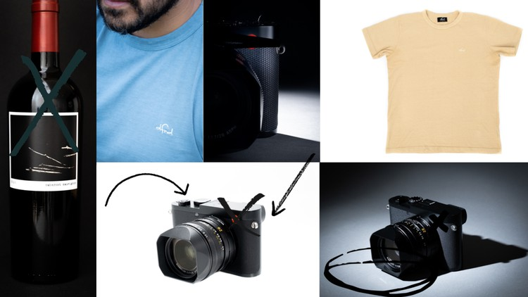 A Beginner's Guide to Product Photography