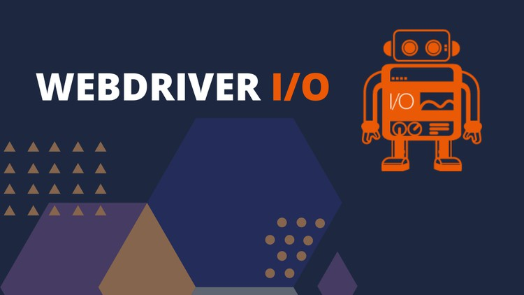 WebdriverIO - Complete Beginner Course 2021