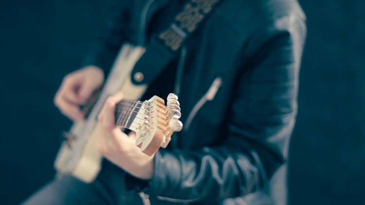 Master the Modes on Guitar