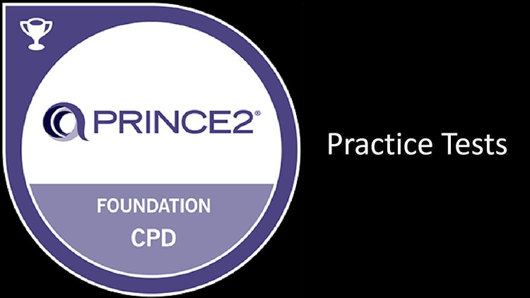 PRINCE2 Foundation Practice Tests 2021 Coupon
