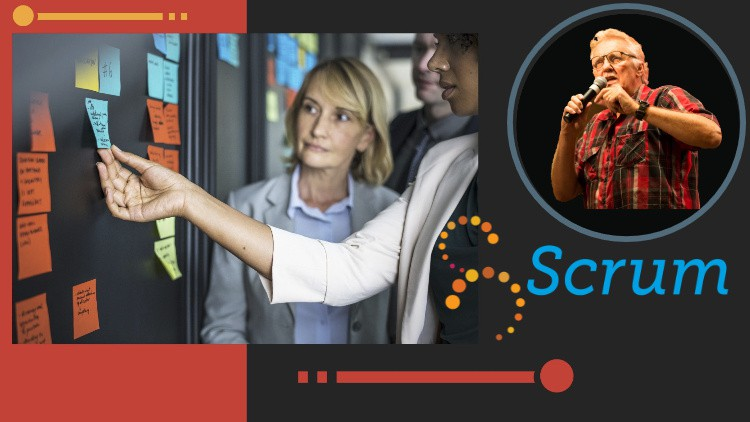SCRUM The Masterclass: Learn SCRUM Here & The PSM1 Is Yours!