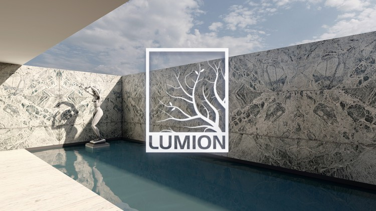 Lumion11. Learn to render with Mies Van Der Rohe!! Coupon