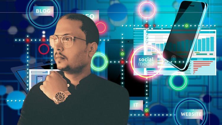 Digital Marketing For Entrepreneurs - A Complete Course
