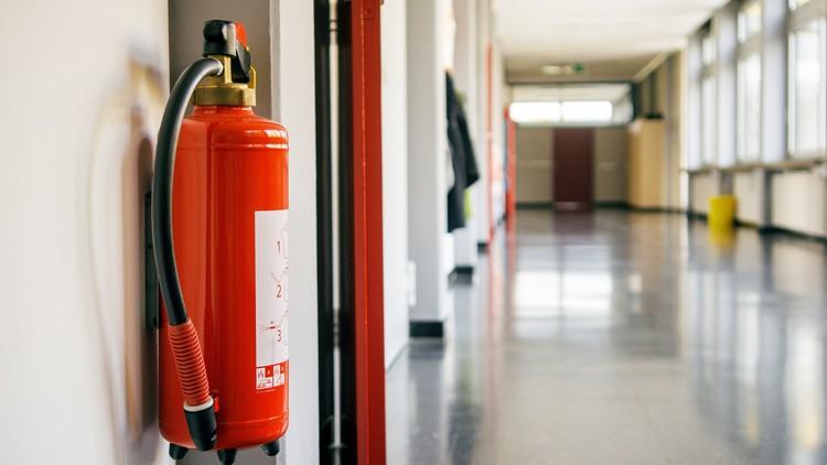 Safety Training in King Fahad Hospital – Madinah