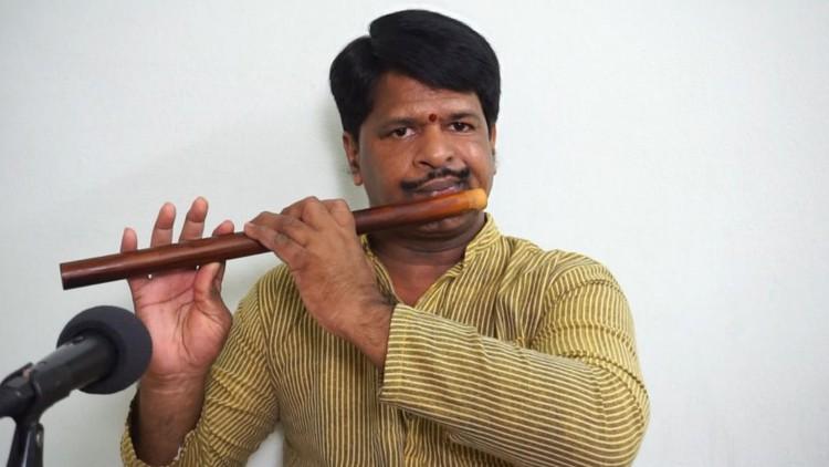 Learn Carnatic Flute | Intermediate Level | Varnams Vol - 11