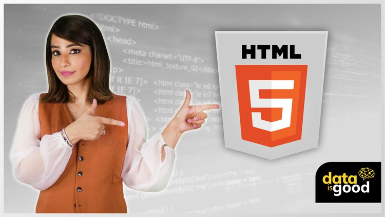 Learn HTML – Master HTML 5 from scratch with hands-on course