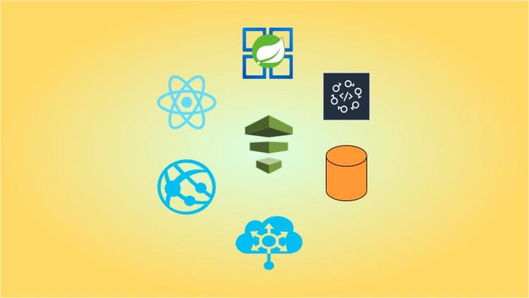 Automate ReactJs & SpringBoot CICD Pipelines on AzureDevOps
