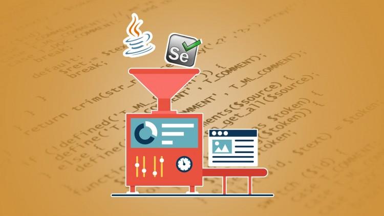 Selenium WebDriver with Java Coupon