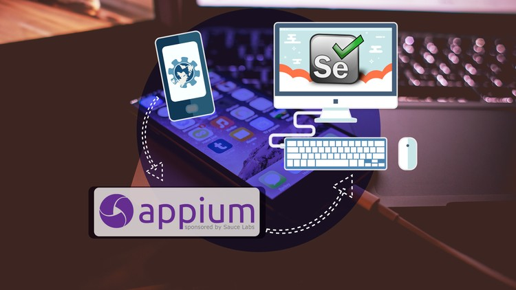 Appium - Selenium for Mobile Automation Testing Coupon