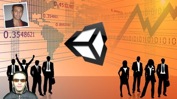 Unity 3D Course: No Coding, Build & Market Video Games Fast Coupon